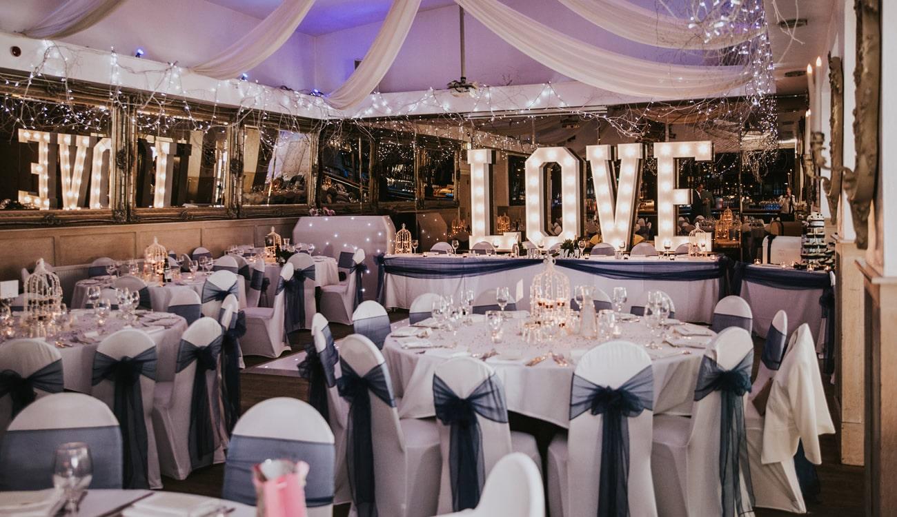 Wedding Venue Kings Room