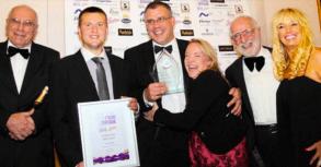 Pride Of Essex Award