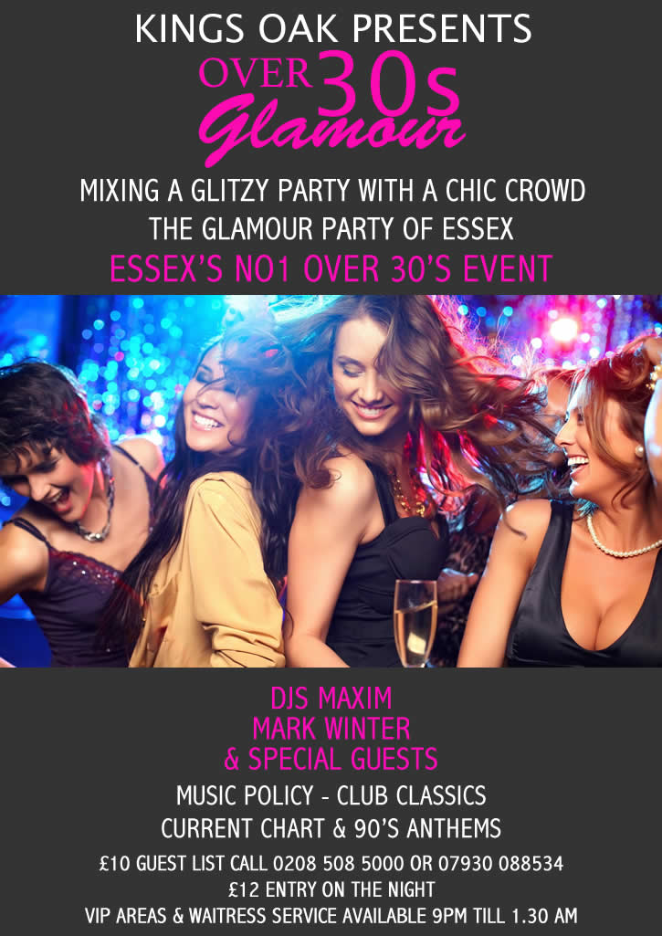 Over 30' Party In Essex