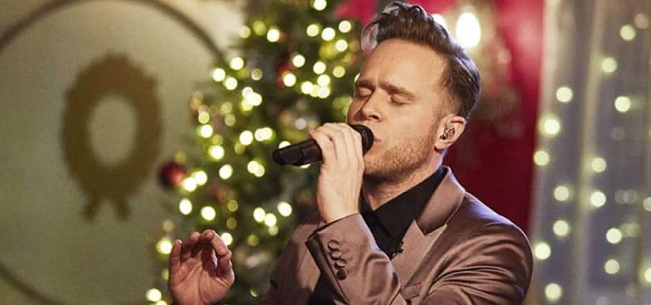 Happy Hour With Olly Murs