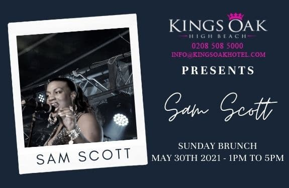 Kings Oak Sunday Brunch with Sam Scott