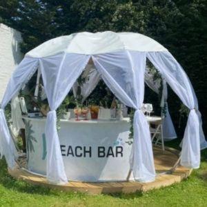 Kings Oak Beach Bar Cabanas